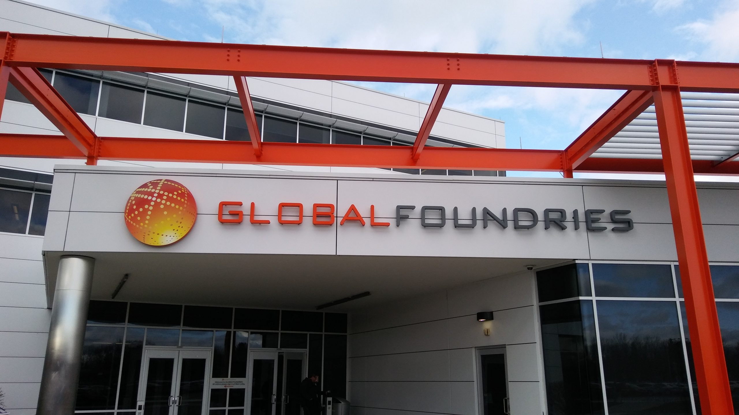 Global Foundries in Malta NY
